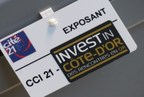 Invest in Côte-d'Or sur le salon Cité21