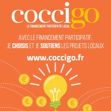 Coccigo : le financement participatif local.