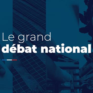 Grand débat national : Le réseau des CCI s'est très fortement mobilisé.