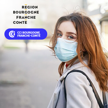 Opération masques des CCI de Bourgogne Franche-Comté