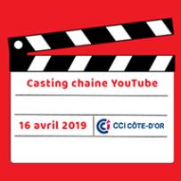 Casting Chaîne YouTube