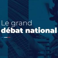 Grand débat national : venez vous exprimer !