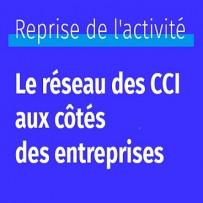 La CCI Côte-d'Or Dijon Métropole se mobilise pour la relance économique.