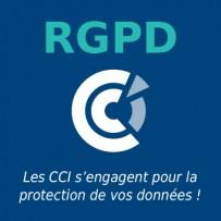 RGPD : les CCI s'engagent pour la  protection de vos données !