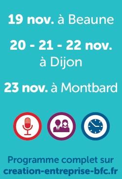 semaine régionale de la création-reprise du 19 au 23 novembre 2018