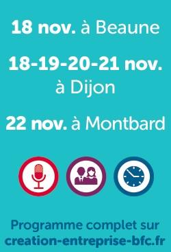 semaine régionale de la création-reprise du 18 au 22 novembre 2019